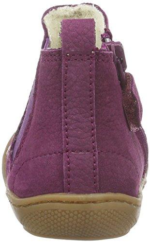 Naturino Naturino 4153, Bottes courtes avec doublure chaude fille Violet - Violett (Mirtillo_9103)