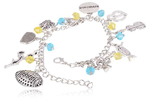 Access-o-risingg Charm Bracelet for Women (Silver) (Bracelet240)