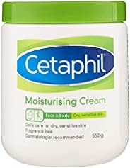 Cetaphil Moisturizing Cream 550g