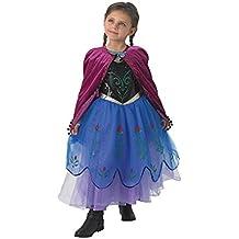 Rubie 's oficial de Disney Frozen–Anna, disfraz infantil de–pequeño