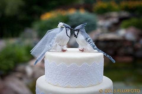 Bleu Jay gâteau: