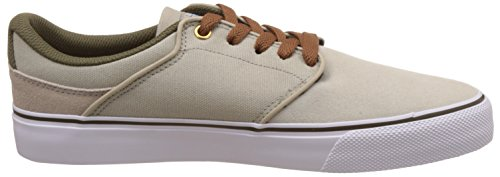 DC Shoes Mikey Taylor Vulc, Sneakers basses homme Jaune - Camel