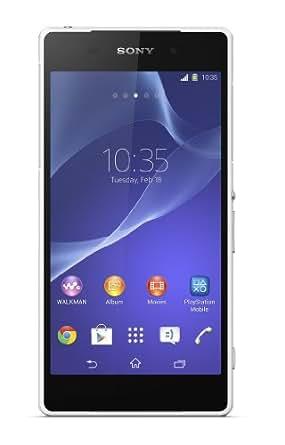 Sony Xperia Z2 5.2 inch SIM-free (Unlocked) Smartphone - White