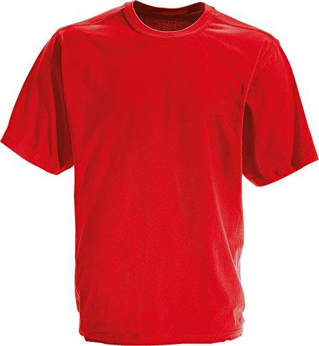 ... Pro Touch Samba Herren T-Shirt schwarz-schwarz ...