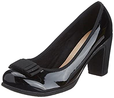 4ad941523 Catwalk Women s Black Pumps - 9 UK (6590C)  Buy Online at Low Prices ...