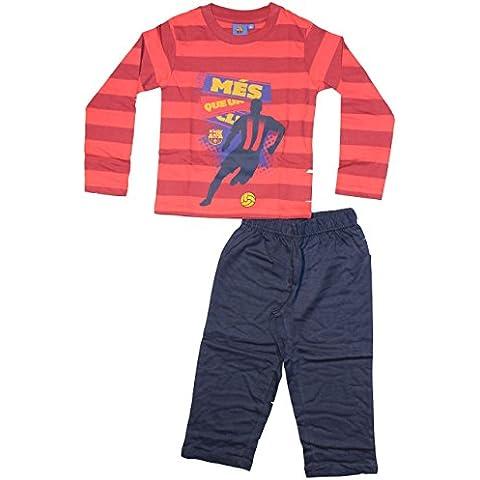 FC Barcelona - Pijama dos piezas - para niño