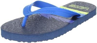 Vans Lanai navy feathers VL905TG - Chanclas de caucho para hombre