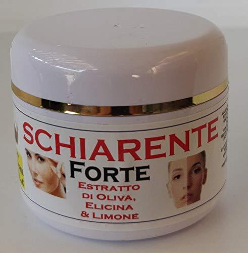 Smcosmetica Crema Schiarente con Estratto di Oliva Elicina e Limone - 30 ml