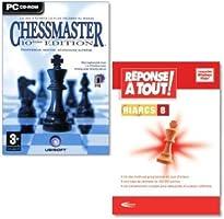 Pack spécial échecs : Chessmaster 10eme édition + Hiarcs 8 - Jeux pc