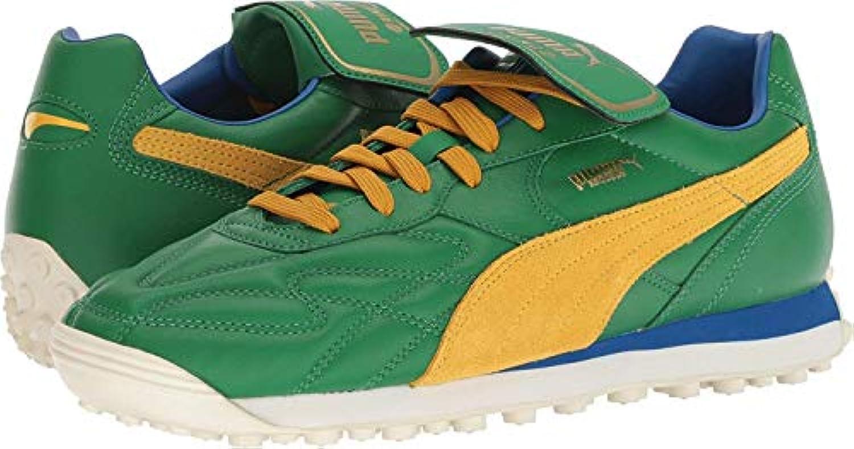 Puma Puma Puma Men's King avanti (Legends Pack) Amazon verde Spectra giallo 8 D US | Design Accattivante  a0cf72