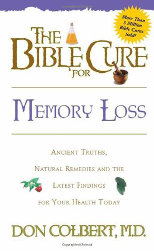 eBooks For Android MEMORY LOSS (New Bible Cure (Siloam)) ePub
