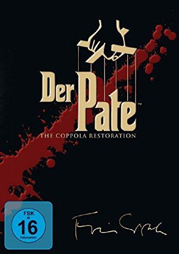 Bild von Der Pate - The Coppola Restoration [3 DVDs]