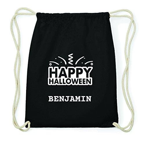 JOllify Turnbeutel Halloween für Benjamin - Happy Halloween (Benjamin Et Halloween)