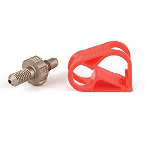 Hayes Prime Pinch Clamp and Bleed Fitting Kit by Hayes