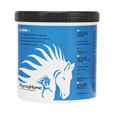 PharmaHorse L-Lysin Pferd 500 gr.
