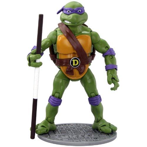 Teenage Mutant Ninja Turtles Classic Donatello Actionfigur (15 (Donatello Aus Turtles Ninja)