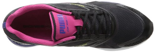 Puma Bioweb Speed â??â??Running Shoe Black/Beetroot Purple