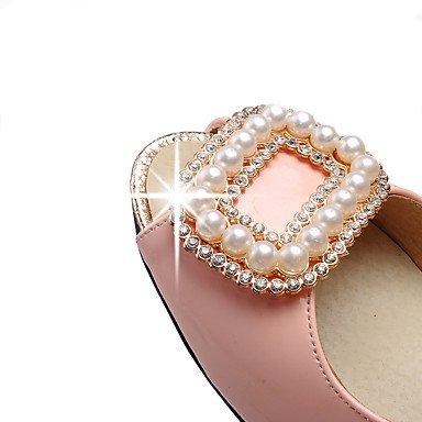 LvYuan Da donna-Sandali-Formale Casual-Altro-A stiletto-PU (Poliuretano)-Verde Rosa Beige beige