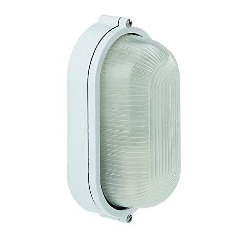 WelaSol Saunalampe, Wandleuchte für Außenbereich oder Sauna WelaSol - Weiß oder Schwarz