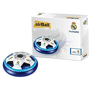 Air-Ball Balon Electronico Real Madrid, Multicolor (DV1512110)