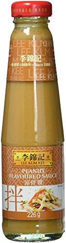 LEE KUM KEE Sauce mit Erdnussgeschmack, 226 g
