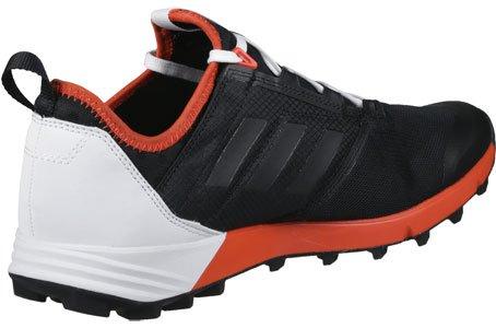 adidas Terrex Agravic Speed, Bottes de Randonnée Homme Noir (Nero Negbas/negbas/energi)