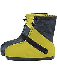 Couvertures de chaussures de pluie durables Manches de chaussures en plastique Imperméables Boot Covers