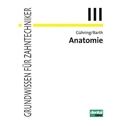 PDF] Anatomie (Grundwissen für Zahntechniker) KOSTENLOS ...