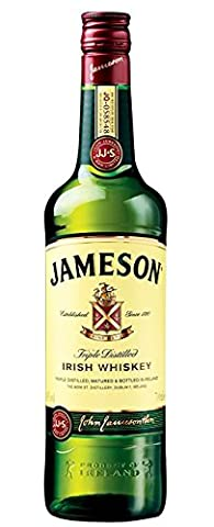 Jameson Irish Whiskey, 70 cl