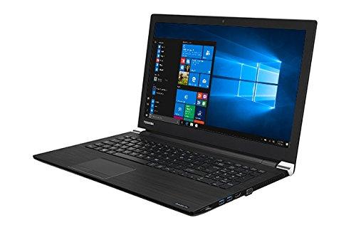 "Toshiba Satellite Pro A50-D-1FZ 2.70GHz i7-7500U Intel Core i7 di settima generazione 15.6"" 1366 x 768Pixel Nero Computer portatile"