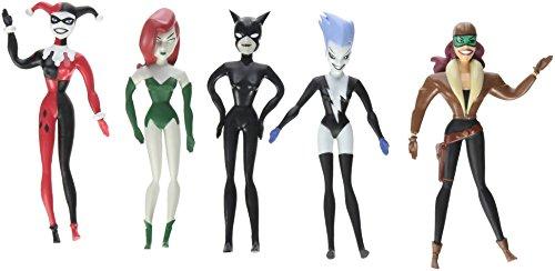 Batman-The-New-Batman-Adventures-Bad-Girls-Bendable-Action-Figure-Boxed-Set-by-NJ-CROCE-COMPANY-INC
