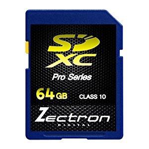 64gb Memory Card for CANON EOS 80D DSLR Camera