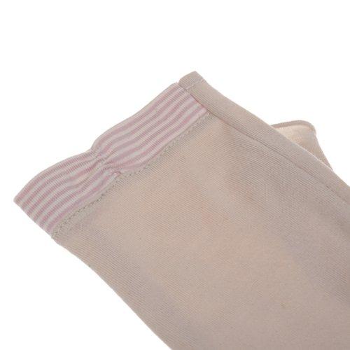 Kenmont Mitaines d'été en coton protection UV Taille unique Rose - Rose