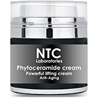 Miglior Phytoceramide anti invecchiamento della pelle idratante viso antirughe riparazione Ceramide | Retinolo palmitato | Complesso Gioventù - Dermology Revitol CeraVe compatibile