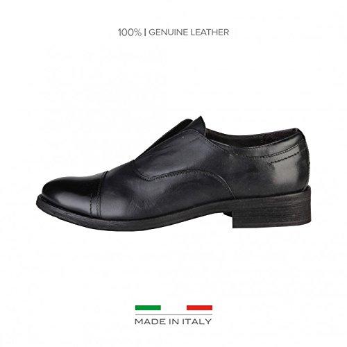 Made in Italia ,  Scarpe stringate uomo, nero (nero), 41