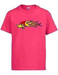 Diver Camisetas Camiseta El Pájaro Loco Loquillo