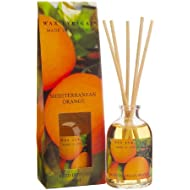 Wax Lyrical 50 ml Reed Diffuser, Mediterranean Orange