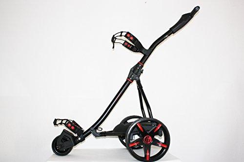 Offmetrolley Z1 36 hole Electric Golf Trolley - Black