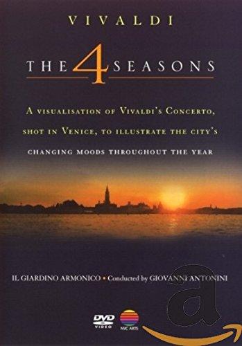 Preisvergleich Produktbild Vivaldi,  Antonio - Il Giardino Armonico: Vivaldi's Four Seasons
