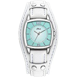 s.Oliver Damen-Armbanduhr SO-2121-LQ