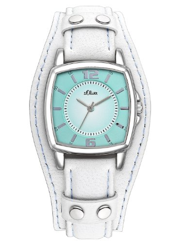 s.Oliver Damen-Armbanduhr SO-2121-LQ