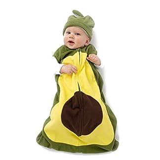 Cuddle Club Sacos de Dormir de Forro Polar para bebé – Pijama bebé Tipo Saco de Dormir – Pijama Manta bebé para recién Nacido