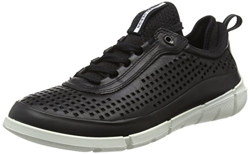 ECCO Intrinsic 1 Men's Scarpe Sportive Outdoor, Uomo, Nero(Black/Black 51052), 44 EU