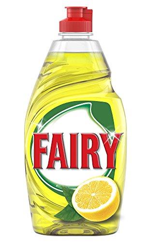 Fairy Zitrone Ultra Konzentrat Spülmittel, 16er Pack (16 x 0.5 l)