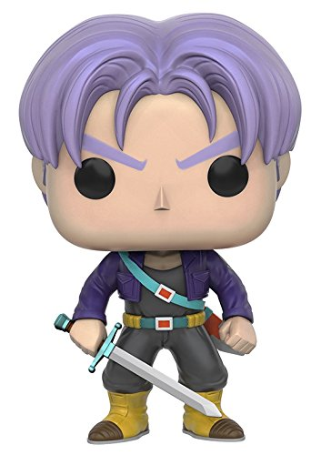 Funko - Figurine Dragon Ball Z - Trunks Pop 10cm - 0849803074258
