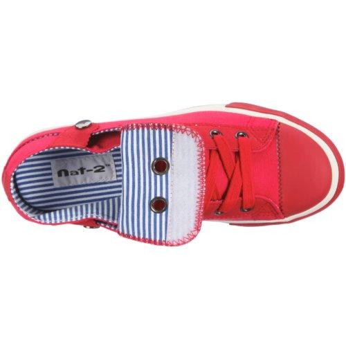 Nat-2 Stack 4 in 1 WS41RE36 Damen Sneaker Rot/Red