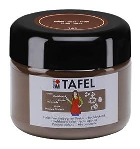 Marabu Tafel Líquido, Color Negro, marrón (025925161)