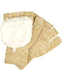 Capelli New York Handschuhe 'FURRY FUR'