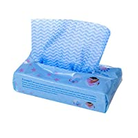 Minzhi Disposable Dish Washing Towels Non-woven Kitchen Clean Wipes Dishcloth Rags Water Absorbing