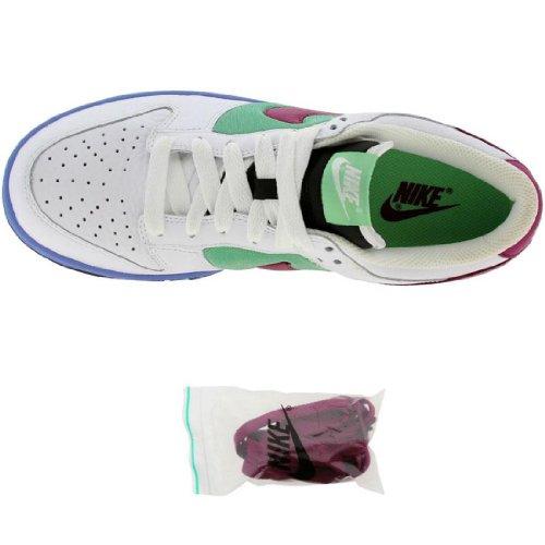 Nike Dunk Low scarpe da basket da donna 161-white Logan Berry Tour Maline